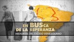 En BUSca de la esperanza: historias del éxodo venezolano