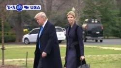 Manchetes Americanas 21 Novembro: Ivanka Trump criticada por uso de email pessoal