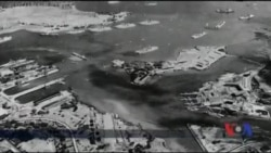 Напад Японії на Перл-Гарбор - трагедія, яка сталася 75 років тому. Відео