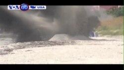 Phát hiện bom Thế chiến II ở bãi biển Florida (VOA60)