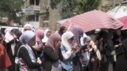 埃及支持和反對政府雙方交相指責