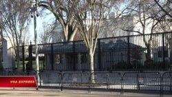 Nhà Trắng nâng cấp hàng rào để ngăn ngừa đột nhập