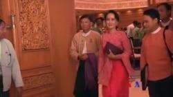 緬甸邁入民主新時期