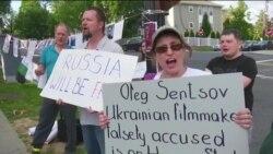День России в Вашингтоне отметили акцией протеста