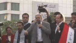 埃及反对派拒绝与总统穆尔西对话
