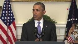 Obama İranın amerikalı məhbusları azad etməsini alqışlayıb
