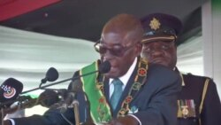 Zimbabwe President Congratulates Country on 37th Independence Anniversary