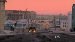 Russia's Norilsk: Arctic City of Extreme Cold, Massive Pollution