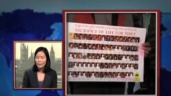 VOA连线:英国和欧洲对藏人自焚事件的反应