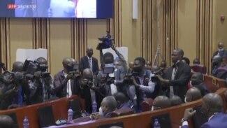 Le gouvernement de Sama Lukonde suscite des grincements de dents parmi les élus