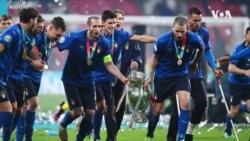 歐國盃決賽意大利射12碼擊敗英格蘭