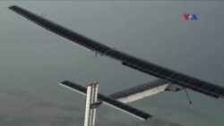 Solar Impulse 2 təyyarəsi dünya səyahətini başa vurub
