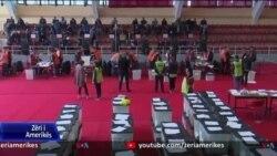 Numërimi i votave në veri të Shqipërisë