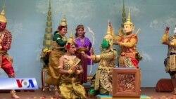 Vũ điệu thất truyền Lakhon Khol của Campuchia tới Mỹ