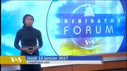 Washington Forum du 12 janvier 2017