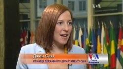 Ексклюзив. Cакі: Про допомогу Україні дискусії ідуть безперервно. Відео