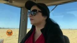 کیلیفورنیا کی پاکستانی نژاد خاتون کسان