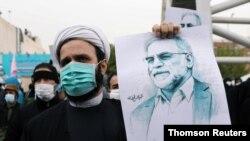ایرانی سائنس دان محسن فخری زادہے جمعے کو تہران کے نواح میں ایک حملے میں ہلاک ہو گئے تھے۔