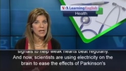 Electricity Could Ease Some Brain Disorders