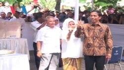 Indonesia Gelar Pemilihan Presiden RI 2014