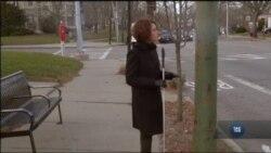 У Бостоні розробили мобільний додаток, який допомагає незрячим пересуватися містом і користуватися громадським транспортом. Відео