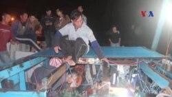 Hội Nghề cá phản đối vụ tàu cá Việt Nam bị đâm chìm
