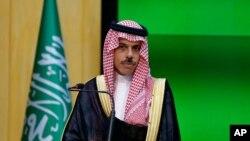 وزیر خارجه عربستان سعودی