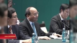 Thủ tướng VN và TQ hội đàm sau phán quyết Biển Đông