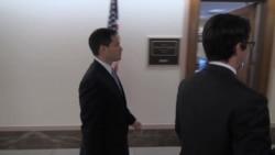 Sanciones, pidió Rubio a Kerry, en el caso de Venezuela
