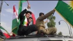 Despite Criticism, Iraqi Kurds Celebrate Independence Vote