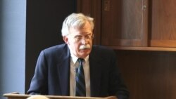 Bolton Discusses Iran's Nuclear Program