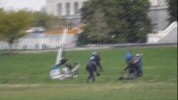 Piloto de girocóptero enfrenta cargos