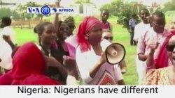 VOA60 Afirka: Daliban Chibok, Najeriya, Mayu 15, 2014