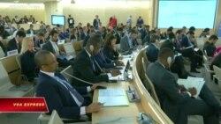 Việt Nam ứng cử vào Hội đồng Nhân quyền Liên hiệp quốc