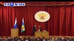 Manchetes Americanas 20 Julho: Negociações em curso para cimeira Trump-Putin nos EUA