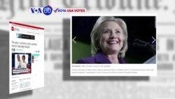 Manchetes Americanas 19 Maio: Campanha de Hillary ataca Trump