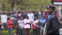 Kenya Mall Shooting