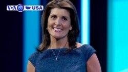 Manchetes Americanas 11 Novembro: Haley acusa Rex Tillerson e John Kelly de complô contra o Presidente Trump