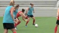 AQSh futbolchi ayollari Olimpiadaga tayyor/US Women's Soccer, Olympics 2012