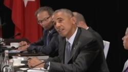 Обама и Керри: встречи на полях саммита «Большой двадцатки»
