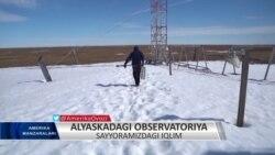Alyaskadagi observatoriya