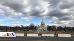Washington Trump'ın Yemin Törenine Hazırlanıyor