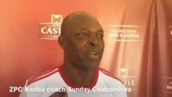 Sunday Chidzambwa Unhappy Over Team Performance