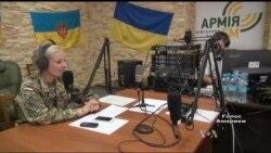 Американці допомогли створити військову радіостанцію АРМІЯ ФМ на Донбасі. Відео