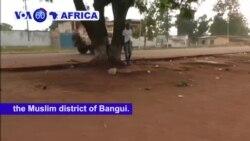VOA60 Africa - Sierra Leone: Defeated presidential candidate Samura Kamara congratulates victor Julius Maada Bio