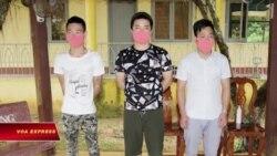 Việt Nam truy tìm 3 người Trung Quốc trốn cách ly COVID