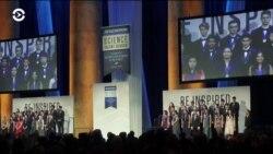 Поиск новых планет и борьба с раком: в Вашингтоне наградили юных ученых