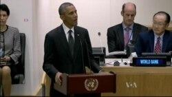 Generalna Skupština UN: Dan drugi