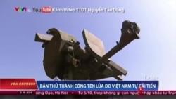 Bộ Quốc phòng Mỹ nói gì về tin 'giàn pháo di động' của VN?