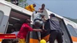 Đài Loan: Tai nạn tàu hỏa, ít nhất 50 người chết